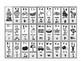 3i. Benchmark Advance Homework Folder Alphabet  Sound/Spelling Chart