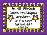 3rd, 4th, 5th Grade Common Core Comprehensive Language Rev