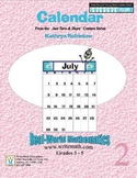 Teaching Calendar Skills | 3rd, 4th, 5th Grade Daily Math
