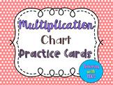 3rd, 4th Grade Math - Multiplication Chart