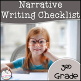 3rd Grade Narrative Writing Checklist