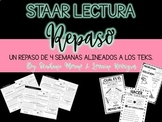 3rd & 4th SPANISH Reading STAAR Review - Lectura Repaso