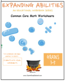 3rd - 5th Grade Bundle for Students with Visual Impairments