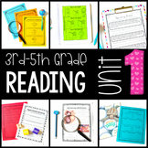 3rd-5th Grade Reading Workshop | Unit 1 | Distance Learning