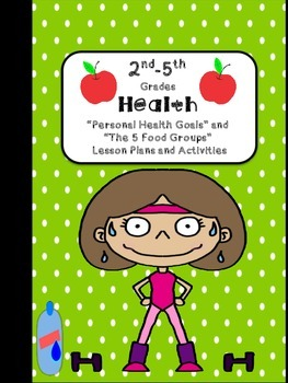 Health Goals and Food Groups Plans and Activities