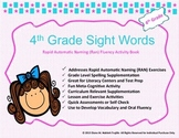 4th Grade High Frequency Words: Rapid Automatic Naming Supplement