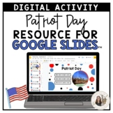 3rd-5th Grade Patriot Day September 11 Resource for Google