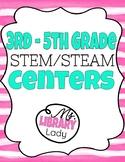 3rd - 5th Grade STEAM/STEM Centers