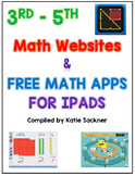 3rd-5th Math Websites and Free Math Apps for iTunes