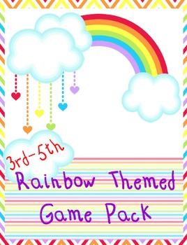 3rd-5th Rainbow Game Pack