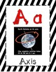 3rd -5th Science Alphabet