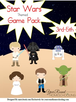 3rd-5th Star Wars Game Pack