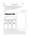 3rd - 5th grade Character Writing Workshop