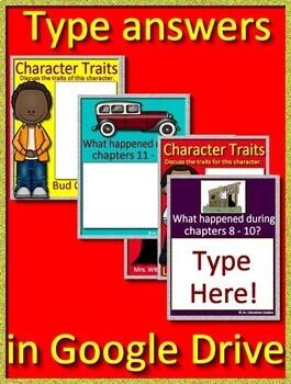 3rd - 6th Grade Novel Study Bundle - HUGE Collection using 50 Novels!