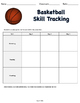 3rd - 8th Grade Basketball Unit Assessments & Word Wall (D