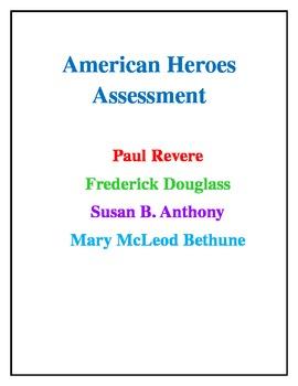 3rd American Heroes Assessment