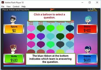 3rd Balloon Pop Module 3 –Geometry and Data Analysis – 201