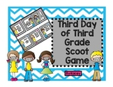 3rd Day of 3rd Grade SCOOT