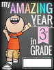 3rd GRADE- End of the Year - JOURNAL, CREATE a MEMORY BOOK - color, activities