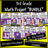 3rd Grade Math Projects, Enrichment For the Entire Year!