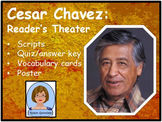 3rd Gr GPS Historical Figure Reader's Theater review for CRCT: Cesar Chavez