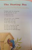 3rd Gr. Wonders Unit 2 Week 5 On Level Poetry - I Listen & The Nesting Box