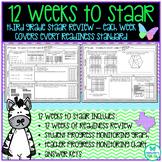 3rd Grade 12 Weeks to Math STAAR