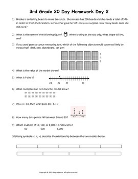 Chromosomal Mutations Worksheet Pdf Rd Grade  Days To Math Staar By Ralynn Ernest  Tpt Fractions Worksheets Grade 6 with 6th Grade Word Problems Worksheet Rd Grade  Days To Math Staar Perimeter And Area Of A Triangle Worksheet Pdf