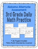 3rd Grade AAA Daily Practice MATH