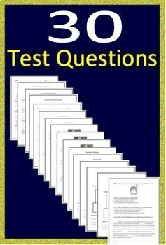 3rd Grade ACT Aspire Test Prep Reading Practice Tests #2 -  Print AND Paperless!