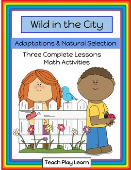 Adaptations & Natural Selection (Next Generation Science & Common Core)