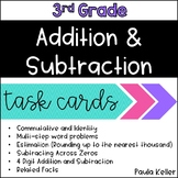 Task Cards:  Addition and Subtraction