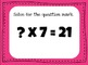 3rd Grade Algebraic Thinking Task Cards