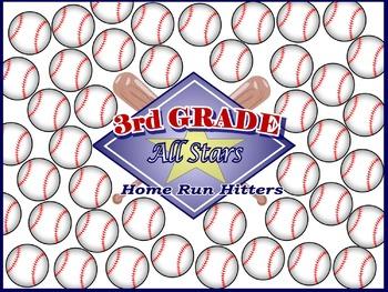 3rd Grade All Stars