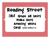 Reading Street Common Core 2013 - Amazing Words - Grade 3