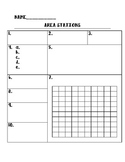 Area - Math Stations - RECORDING PAGE