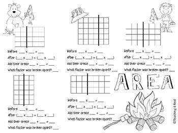 3rd Grade Area Practice