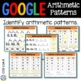 3rd Grade Arithmetic Patterns: Finding Missing Numbers {3.OA.9} Google Classroom