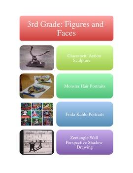 3rd Grade Art Units