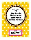3rd Grade Balanced Literacy Center Packet #2