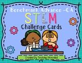3rd Grade Benchmark Advance - STEM Challenge Cards FREEBIE