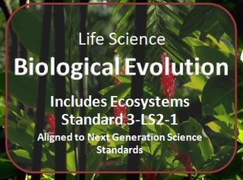 3rd Grade Biological Evolution and Diversity: Next Generation Aligned