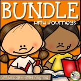 Journeys 3rd Grade Vocabulary and Spelling Bundle aligned with HMH Journeys