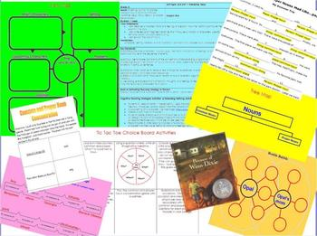 3rd Grade CC Winn Dixie Unit (Lesson 1 only)- FREE FOR A LIMITED TIME