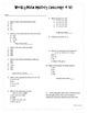 3rd Grade CCGPS Math Mastery Challenges