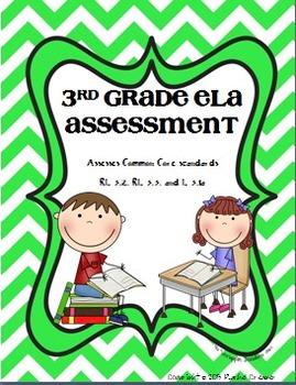 3rd Grade CCSS ELA Assessment
