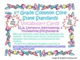 3rd Grade CCSS ELA Vocabulary Set 1