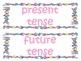 3rd Grade CCSS ELA Vocabulary Word Cards Set 2