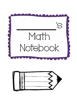 3rd Grade CCSS Interactive Math Journal