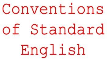 "3rd Grade CCSS ELA Language Standards & ""I Can"" Statements"